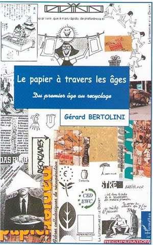 Téléchargez le livre :  LE PAPIER À TRAVERS LES AGES