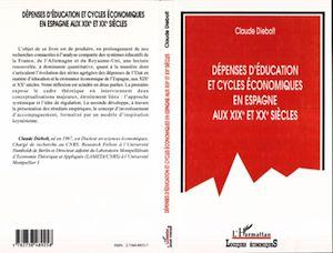 Téléchargez le livre :  DEPENSES D'EDUCATION ET CYCLES ECONOMIQUES EN ESPAGNE AU XIXE ET XXE SIECLES