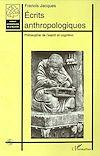 Télécharger le livre :  ÉCRITS ANTHROPOLOGIQUES