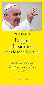 Téléchargez le livre :  L'appel à la sainteté dans le monde actuel