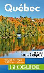 Download this eBook GEOguide Québec