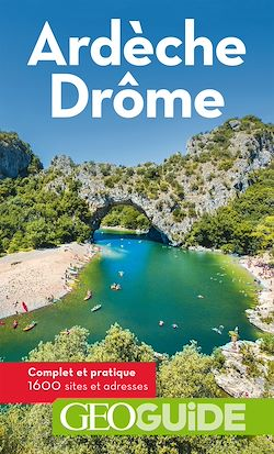 Download the eBook: GEOguide Ardèche-Drôme