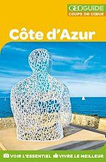 Download this eBook GEOguide Coups de coeur Côte d'Azur