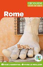 Download this eBook GEOguide Coups de coeur Rome