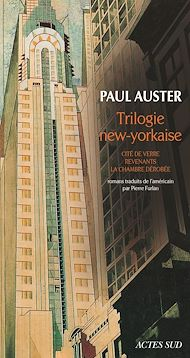 Téléchargez le livre :  Trilogie New-Yorkaise