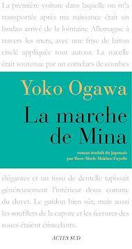 Téléchargez le livre :  La Marche de Mina