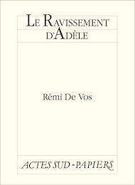 Téléchargez le livre :  Le Ravissement d'Adèle