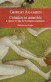 Télécharger le livre :  Création et anarchie