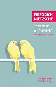 Téléchargez le livre :  Hymne à l'amitié