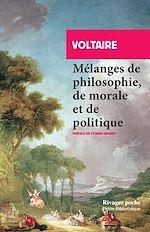 Téléchargez le livre :  Mélanges de philosophie, de morale et de politique