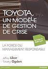 Télécharger le livre :  Toyota, un modèle de gestion de crise