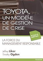 Download this eBook Toyota, un modèle de gestion de crise