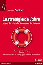 Download this eBook La stratégie de l'offre