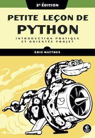 Téléchargez le livre :  Petite leçon de Python