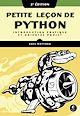 Télécharger le livre : Petite leçon de Python