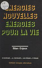 Download this eBook Énergies nouvelles, énergies pour la vie