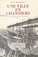 Download this eBook Une ville en chantiers