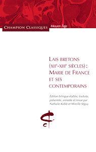 Téléchargez le livre :  Lais bretons (XIIe-XIIIe siècles)