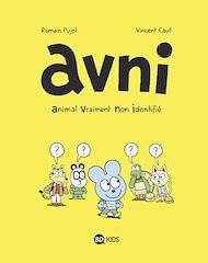 Téléchargez le livre :  Avni, Tome 01