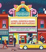Download this eBook Alfred, Quentin et Pedro sont sur un plateau