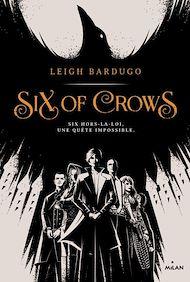 Téléchargez le livre :  Six of crows, tome 01