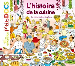 Download the eBook: L'histoire de la cuisine du mammouth à la pizza