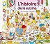 L'histoire de la cuisine du mammouth à la pizza | Ledu, Stéphanie. Auteur