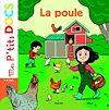 La poule | Ledu, Stéphanie. Auteur
