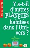 Télécharger le livre :  Y a-t-il d'autres planètes habitées dans l'univers ?