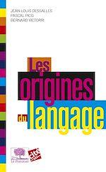 Téléchargez le livre :  Les Origines du langage