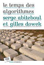 Téléchargez le livre :  Le temps des algorithmes