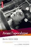 Télécharger le livre :  Avant l'apocalypse