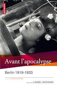 Téléchargez le livre :  Avant l'apocalypse