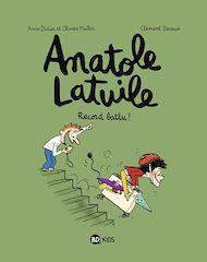 Téléchargez le livre :  Anatole Latuile, Tome 04