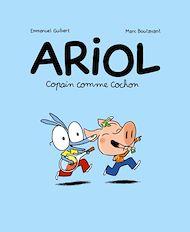 Téléchargez le livre :  Ariol, Tome 03