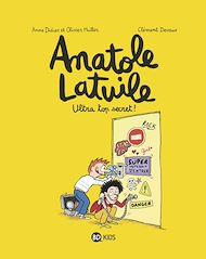 Téléchargez le livre :  Anatole Latuile - Tome 5