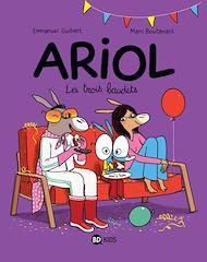 Téléchargez le livre :  Ariol, Tome 08