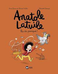 Téléchargez le livre :  Anatole Latuile, Tome 06