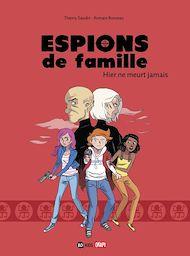 Téléchargez le livre :  Espions de famille, Tome 03