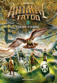 Téléchargez le livre :  Animal Tatoo saison 1, Tome 07