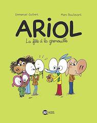 Téléchargez le livre :  Ariol, Tome 11