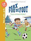 Télécharger le livre :  Max fou de foot, Tome 02