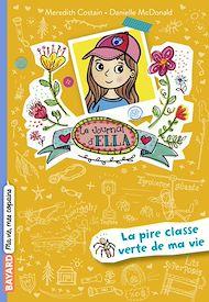 Téléchargez le livre :  Le journal d'Ella, Tome 08