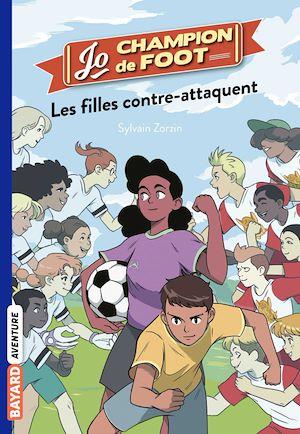 Téléchargez le livre :  Jo, champion de foot, Tome 05