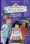 Le club des apprentis samouraïs, Tome 01 | Carteron, Marine. Auteur
