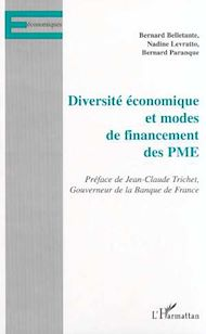 Téléchargez le livre :  DIVERSITÉ ÉCONOMIQUE ET MODES DE FINANCEMENT DES PME