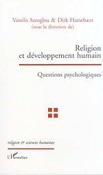 Téléchargez le livre :  RELIGION ET DÉVELOPPEMENT HUMAIN
