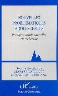 Téléchargez le livre :  NOUVELLES PROBLÉMATIQUES ADOLESCENTES
