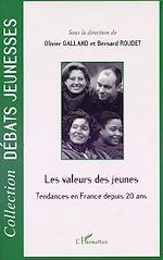 Téléchargez le livre :  LES VALEURS DES JEUNES