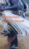 Télécharger le livre :  DICTIONNAIRE FRANÇAIS-KIRUNDI